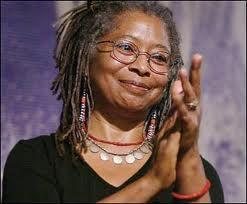 Alice Walker, author and feminist