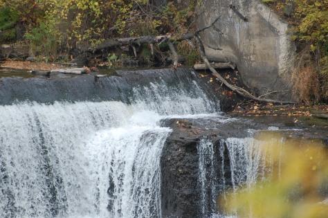 Cuyahogua Falls, Ohio;  Photo by Barbara Mattio