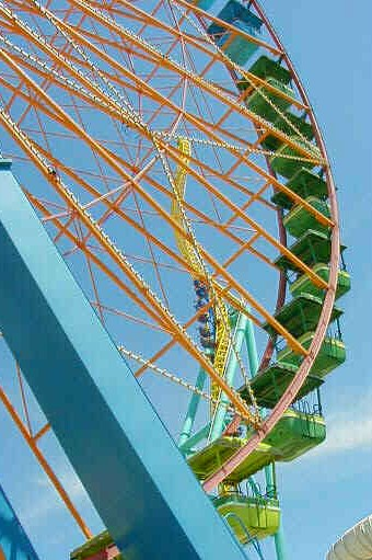 Cedar Point, OhioPhoto by Barbara Mattio
