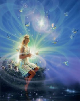 The celtic traditions energize Gaia, Mother Earth.