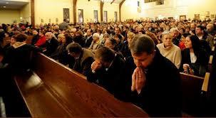 Prayer brings healing and love to people