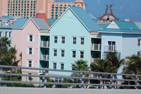 House in BahamasPhoto by Barbara Mattio