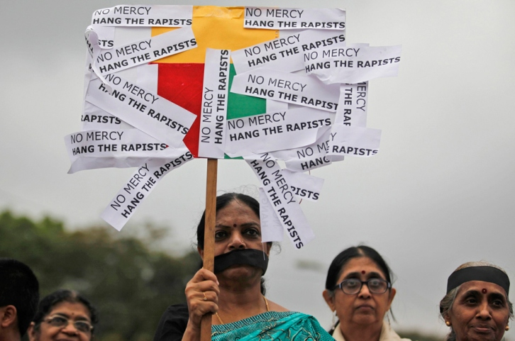 Indians express anger at rape and death of a young medical grad.