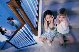 Children learn violence in the home.