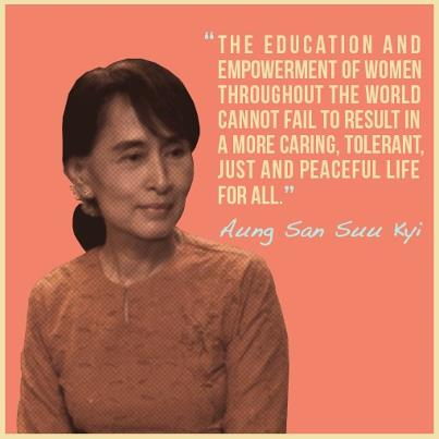 The continual education of women is necessary