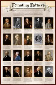 Portraits of our Founding Fathers