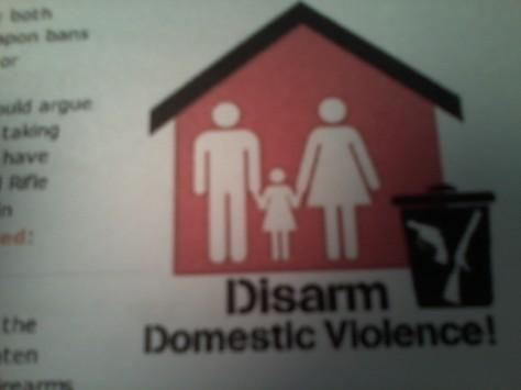 Disarm Domestic Violence