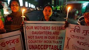 Men ought to think about how it would feel if a sister, mother, aunt or nana was raped. Would it be hillarious to them?