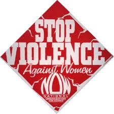 Now, The National Organization for Women. stopping abuse and rape.