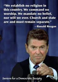 Ronald Reagan's quote