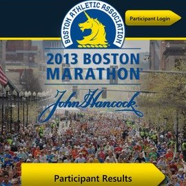 Boston Marathon 27,000 participants