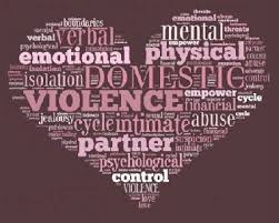 The violence by intimate partners is physical, mental and emotional.