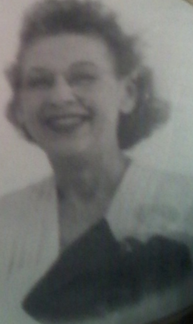 Grandmother Marie Fants