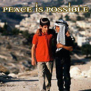 Peace is always possible