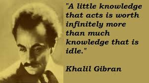 The love of Gibran