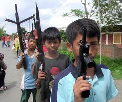 child soldiers forced to fight and kill