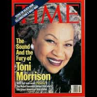 Ms. Morrison on Time magazine cover