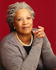 Toni Morrison is a feminist and a writer