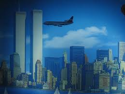 The plane was about to hit The World Trade Center