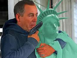 The Republicans are holding the American people and our President hostage.  Stop the hypocricy.