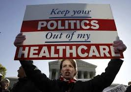 Running our government out of our health care. Be brave do what WE THE PEOPLE WANT.  Our government to run.
