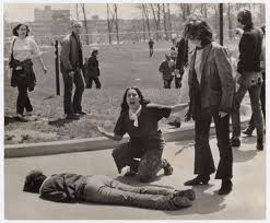 Four killed at Kent state protest