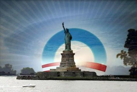 Lady Liberty and America remain strong