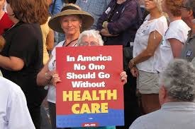 We want the Affordable Care Act