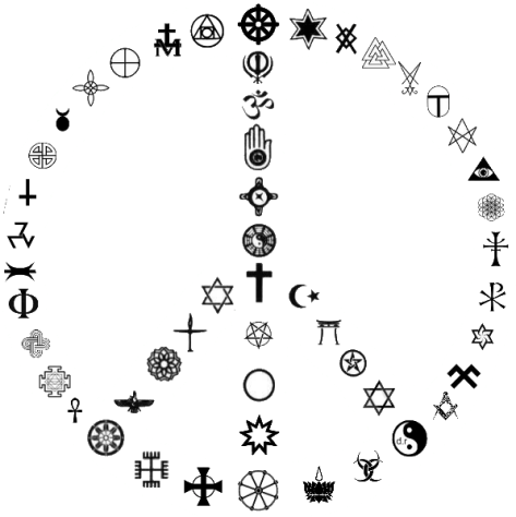Peace for all the paths to the Divine