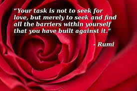 Rumi's words