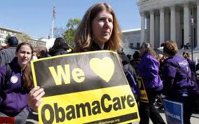 The ninety nine per cent want Obamacare.