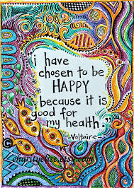 Let's choose to be happy