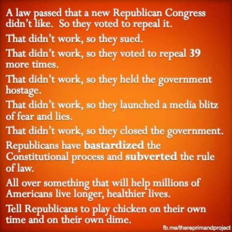 Just what is the House of Representatives