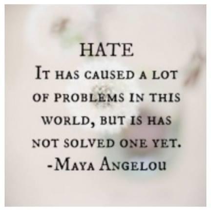 Quote by poetess Maya Angeloe