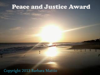PeaceandJusticeAward