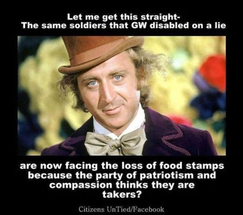 Willy Wonka has a good question