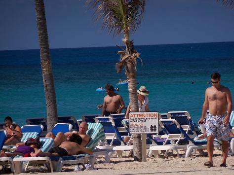 Stirrup Cay beach