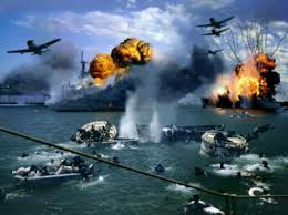 This attack on Pearl Harbor, Hawaii was a sneak attack against the United States.