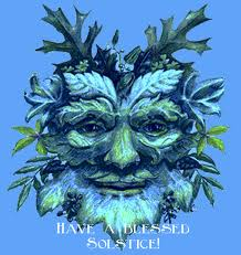 The Green Man or the Green Man