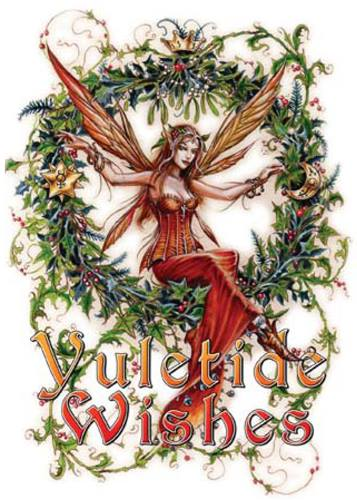 Happy Yuletide