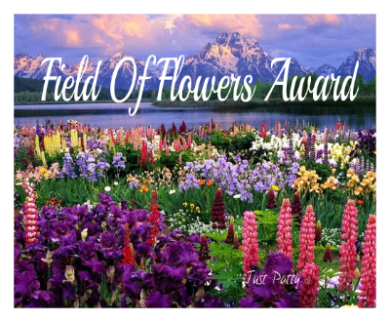 field of flower awards