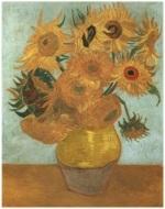 still life//Sunflowers
