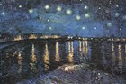 Stars over the river
