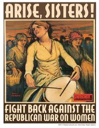 Women need to unite to regain our rights.