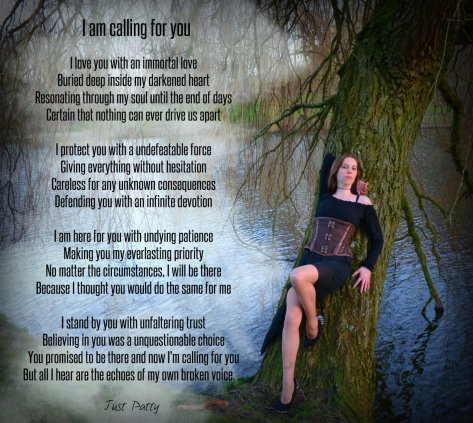 I am calling for you