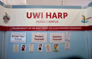 The University of the West Indies HIV AIDS Response Program (UWIHARP).