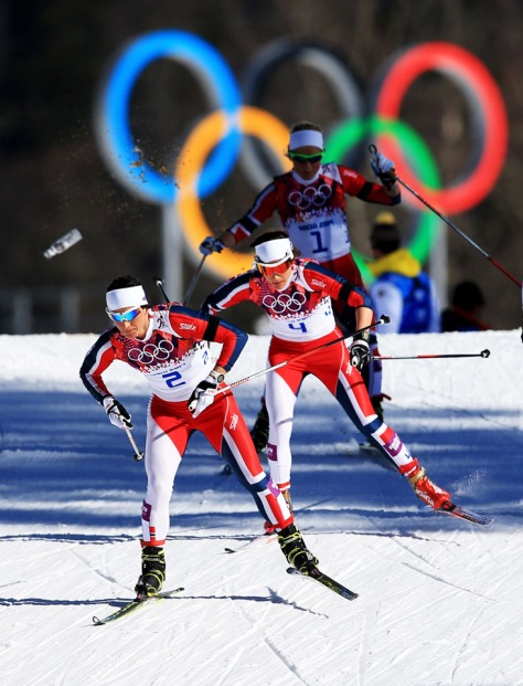 American women took silver and bronze