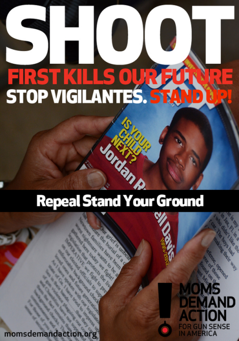 Repeal Stand your Ground