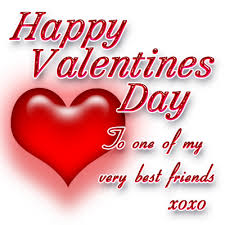 Valentine's greeting