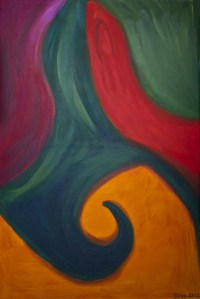 """Compassion 2012"" Painting by Drea Jensen From fineartamerica.com"
